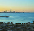 Kuwait City from Salmiya